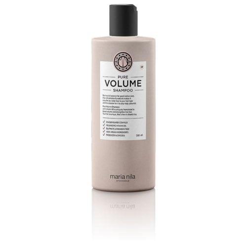 maria nila volume shampoo
